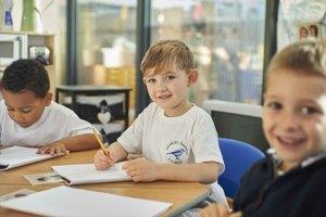 Charles Darwin Primary children (1)