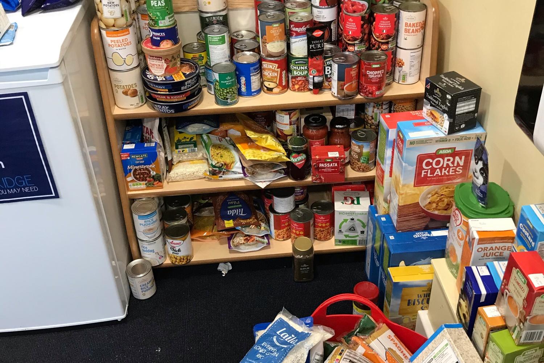 Charles Darwin Community Food Bank 2