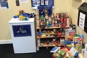 Charles Darwin Community Food Bank 1